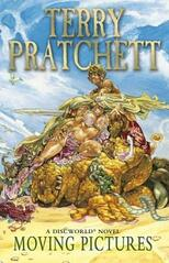 Moving Pictures, Pratchett T. обложка-превью