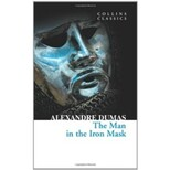 The Man In The Iron Mask, Dumas A. обложка-превью