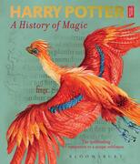 Harry Potter: A History of Magic, Rowling J. обложка-превью