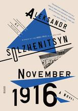 November 1916: A Novel, Solzhenitsyn A. обложка-превью