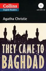 They Came To Baghdad (abridged with cd), Christie A. обложка-превью