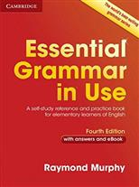 Essential Grammar in Use 4Ed With Answers and eBook обложка-превью