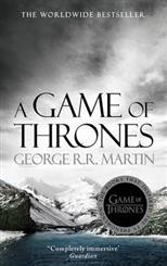 A Game of Thrones, Martin George R. R. обложка-превью