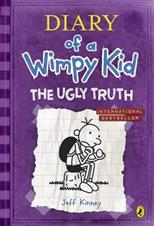 Diary of a Wimpy Kid: 5 Ugly Truth, Kinney J. обложка-превью