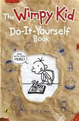 Diary of a Wimpy Kid: Do it yourself, Kinney J. обложка-превью