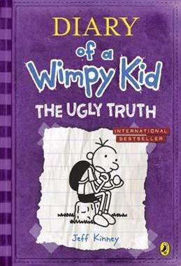 Diary of a Wimpy Kid: The Ugly Truth, Kinney J. обложка книги