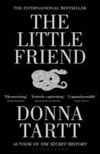 The Little Friend, Tartt D. обложка книги