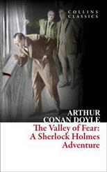 The Valley Of Fear, Doyle A. C. обложка-превью