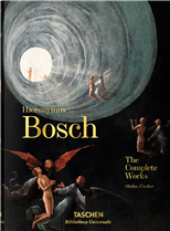 Hieronymus Bosch. The Complete Works обложка-превью