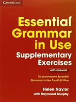 Essential Grammar in Use Supplementary Exercises with answers: To accompany Essential Grammar in Use Fourth Edition обложка-превью