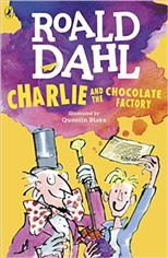 Charlie and the Chocolate Factory, Dahl R. обложка-превью