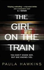 The Girl on the Train, Hawkins P. обложка-превью