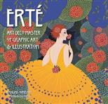 Erte: Art Deco Master of Graphic Art & Illustration обложка-превью