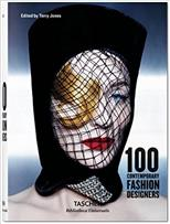 100 Contemporary Fashion Designers обложка-превью