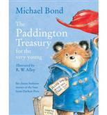 Paddington Treasury for the Very Young, Bond M. обложка-превью