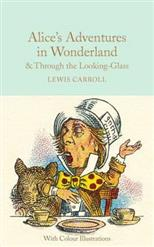 Alice in Wonderland and Through the Looking-Glass, Carroll L. обложка-превью