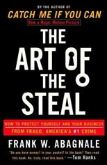 The Art of the Steal, Abagnale F. W. обложка-превью
