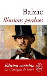 Les Illusions Perdues, Balzac H. обложка-превью