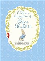 Complete Adventures of Peter Rabbit, Potter B. обложка-превью
