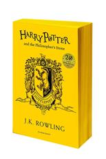 Harry Potter and the Philosopher's Stone. Hufflepuff Edition, Rowling J. K. обложка-превью