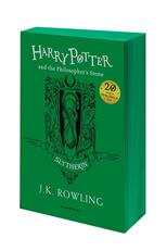 Harry Potter and the Philosopher's Stone. Slytherin Edition, Rowling J. K. обложка-превью