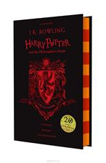 Harry Potter and the Philosopher's Stone. Gryffindor Edition, Rowling J. K. обложка-превью