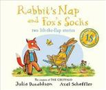 Tales from Acorn Wood: Fox's Socks and Rabbit's Nap, Donaldson J. обложка-превью