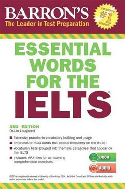 Essential Words for the Ielts, 3rd Edition. + 1 CD: Mp3 обложка книги