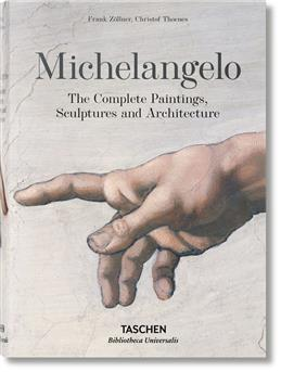Michelangelo.The Complete Paintings, Sculptures and Architecture обложка книги