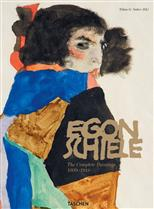 Egon Schiele: Complete Paintings, 1908-1918 обложка-превью