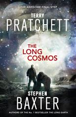 The Long Cosmos, Pratchett T. обложка-превью