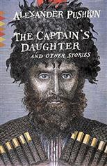 Capitan's daughter and other stories, Pushkin A. обложка-превью