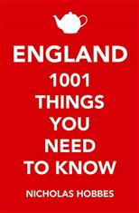 England: 1, 001 Things You Need to Know, Hobbes N. обложка-превью