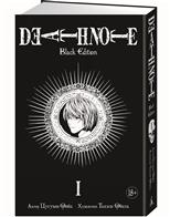 Death Note. Black Edition: манга. Книга 1, Цугуми О., Такэси О. обложка-превью