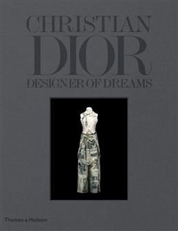 Christian Dior: Designer of Dreams обложка книги