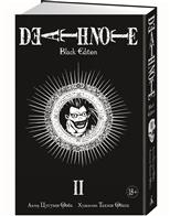 Death Note. Black Edition: манга. Книга 2, Цугуми О., Такэси О. обложка-превью