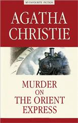 Murder on the orient express, Christie A. обложка-превью