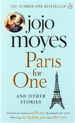 Paris for one and other stories, Moyes J. обложка-превью