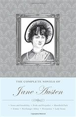 Complete Novels of Jane Austen, Austen J. обложка-превью