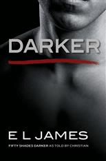 Darker: Fifty Shades Darker as Told by Christian, James E L обложка-превью