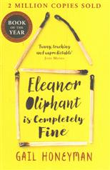 Eleanor Oliphant is Completely Fine, Honeyman G. обложка-превью