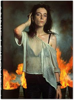 Annie Leibovitz. Patti Smith обложка книги