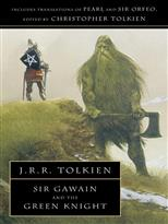 Sir Gawain and Green Knight, Tolkien J. R. R. обложка-превью