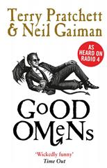 Good Omens, Pratchett T., Gaiman N. обложка-превью