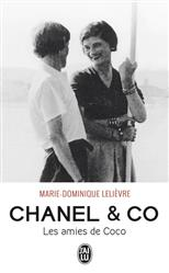 Chanel & Co: Les amies de Coco, Lelievre M.-D. обложка-превью