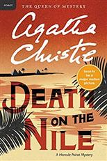 Death on the Nile, Christie A. обложка-превью