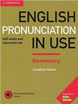 English Pronunciation in Use Elementary Book with Answers and Downloadable Audio обложка-превью