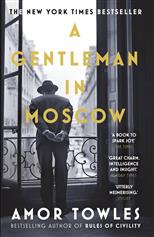 Gentleman in Moscow, Towles A. обложка-превью