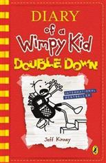 Diary of a Wimpy Kid: 11 Double Down), Kinney J. обложка-превью