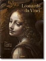 Leonardo da Vinci. The Complete Paintings обложка-превью